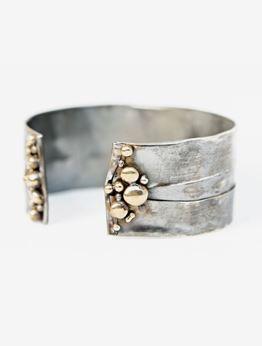 Picture of Designer Platinum Bracelet