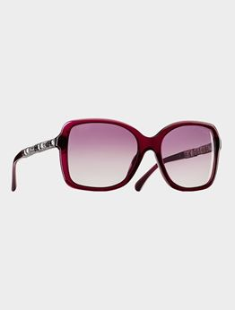 Picture of Classic Diamond Sunglasses